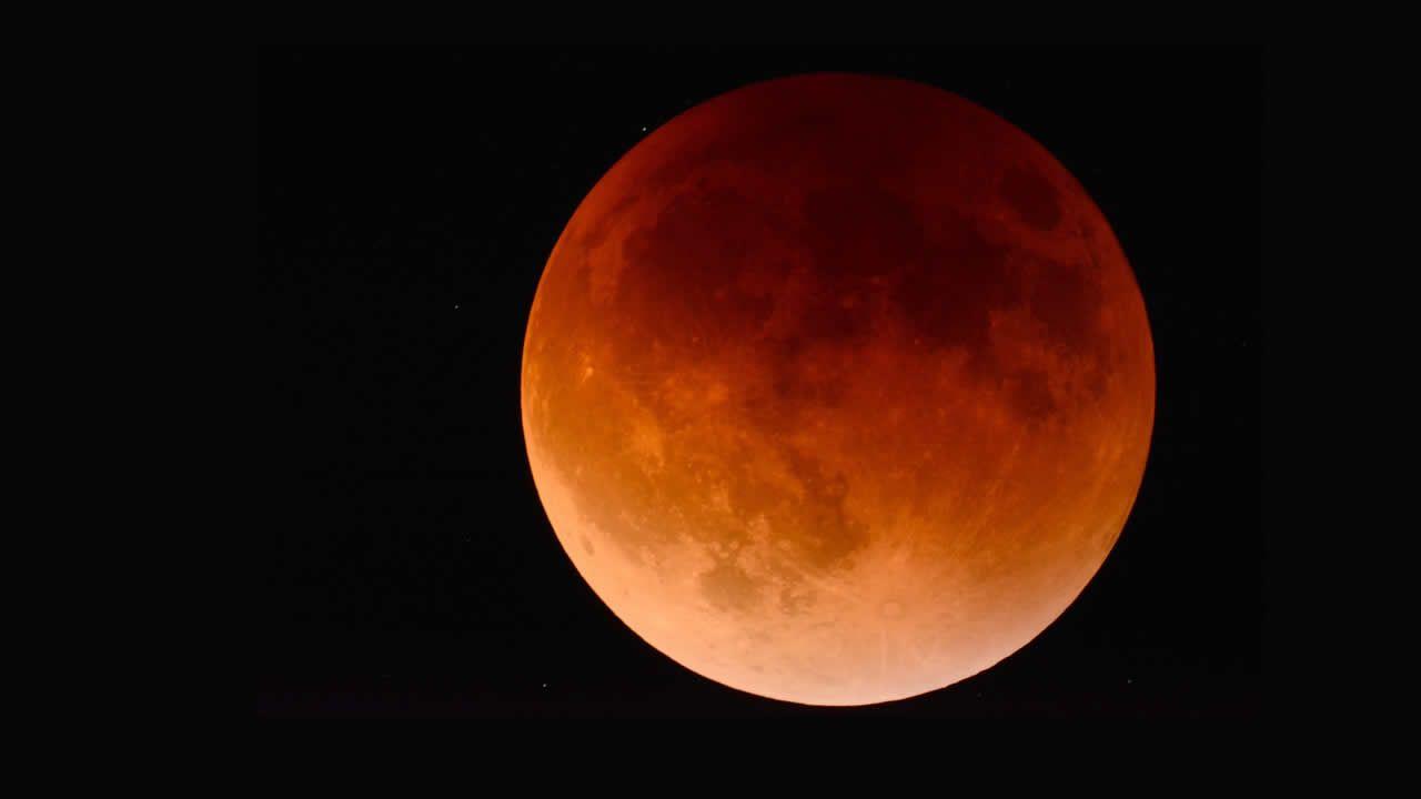 Todo lo que necesitas saber sobre el eclipse de superluna del 31 de enero