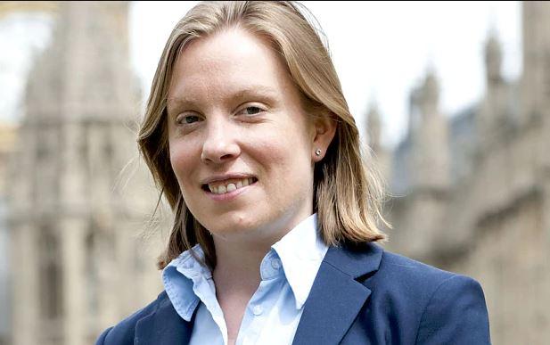 MInistra Tracey Crouch abordará los temas de soledad en el Reino Unido.