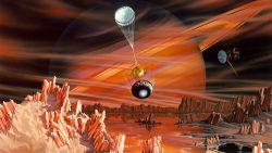 ¿Vida en Titán? Luna de Saturno se parece mucho a la Tierra, incluyendo: lagos, costas y acantilados