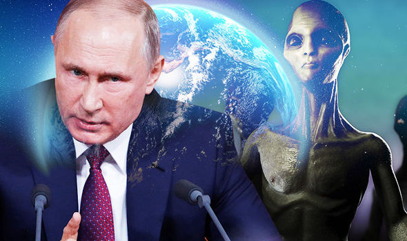 Steve Bassett, pretende que Vladimir Putin declare al mundo la verdad sobre la presencia extraterrestre