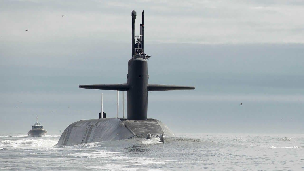 China está construyendo un submarino nuclear con inteligencia artificial que decidirá por si mismo