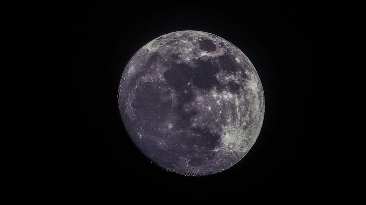 ¿Cómo la Luna dejó la Tierra hace 4 mil millones de años?