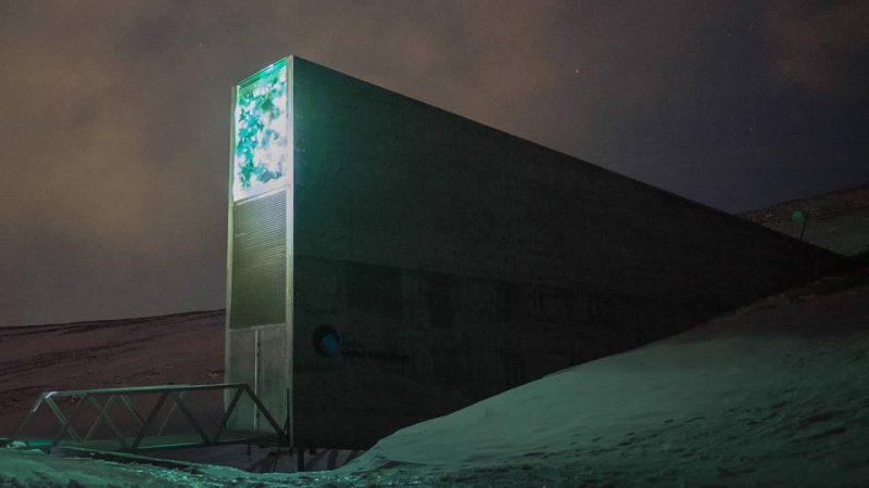 La Bóveda del Fin del mundo se encuentra en grave riesgo para las próximas décadas, debido al calentamiento global