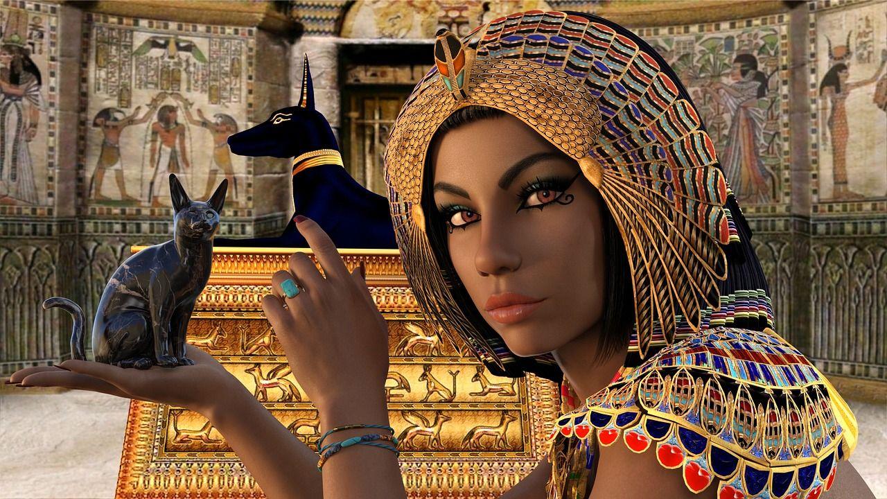 Egipto: Hallan cripta de una prominente mujer de hace más de 4.000 años