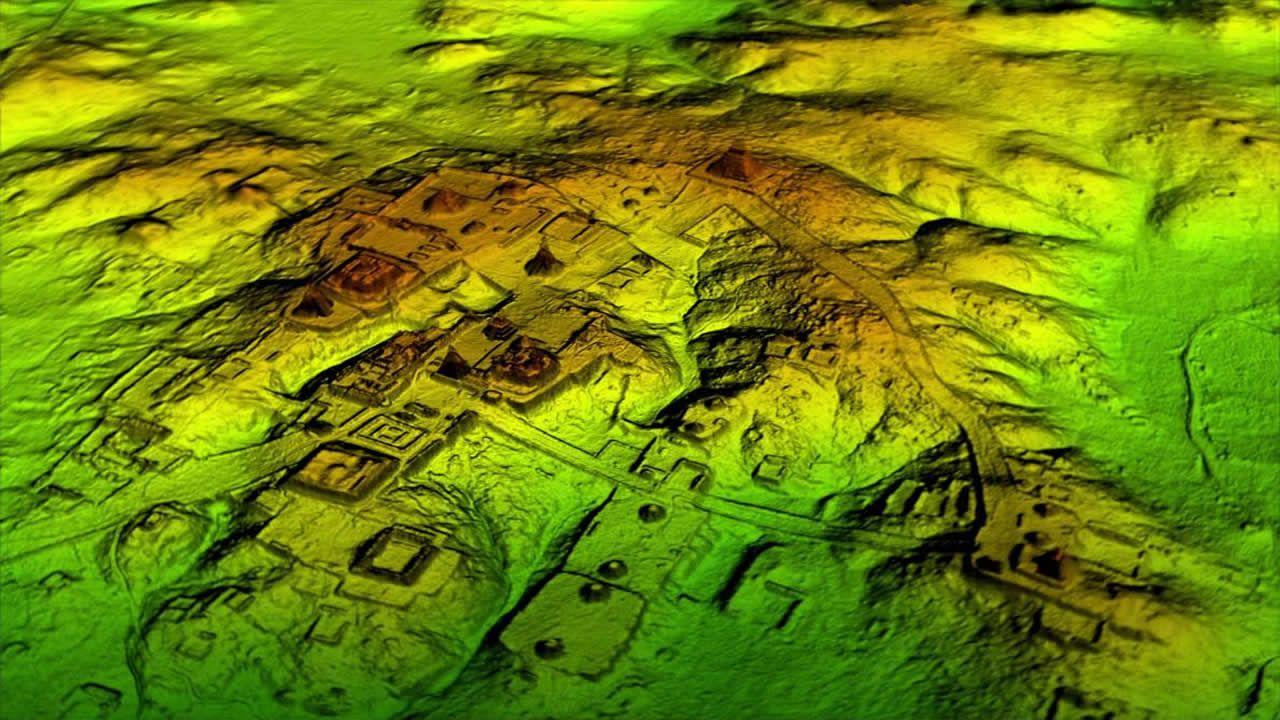 Descubren gigantesca ciudad maya oculta en selva de Guatemala