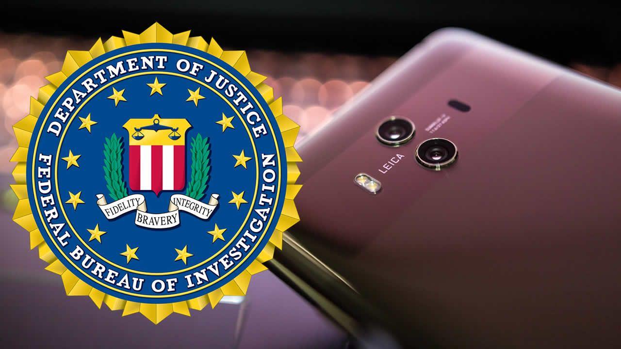 Director del FBI: «Huawei puede espiarnos a través de sus teléfonos inteligentes»