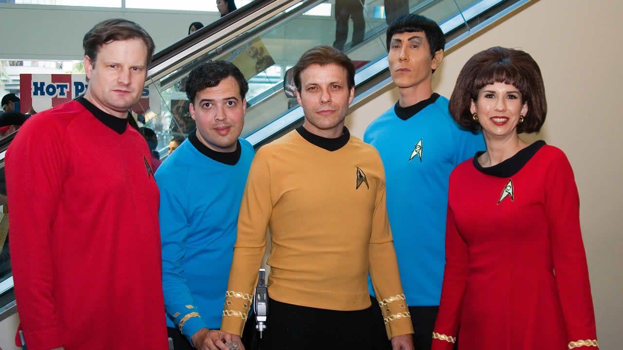 Falso estudio, basado en Star Trek, es publicado en revista «científica»