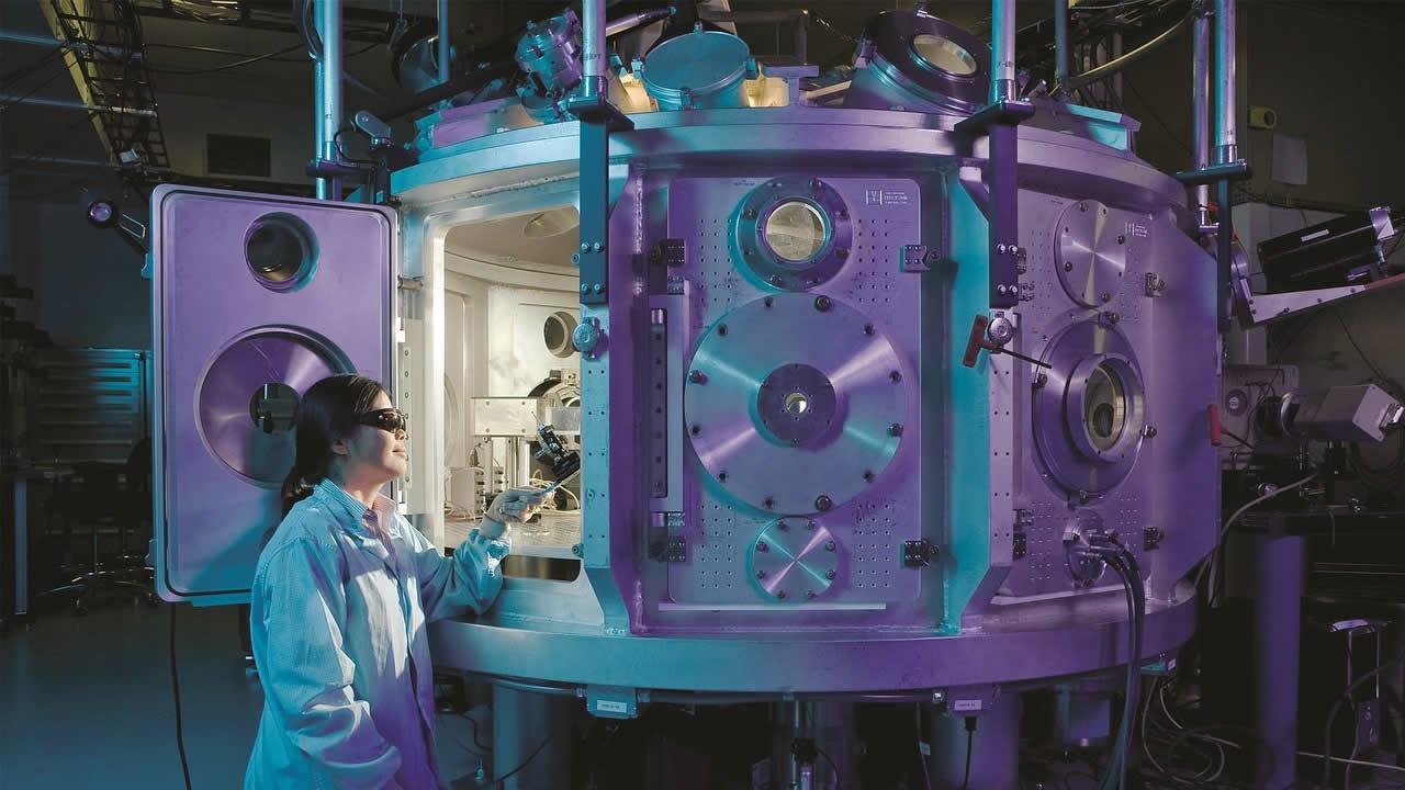 Físicos crean una forma completamente nueva de luz