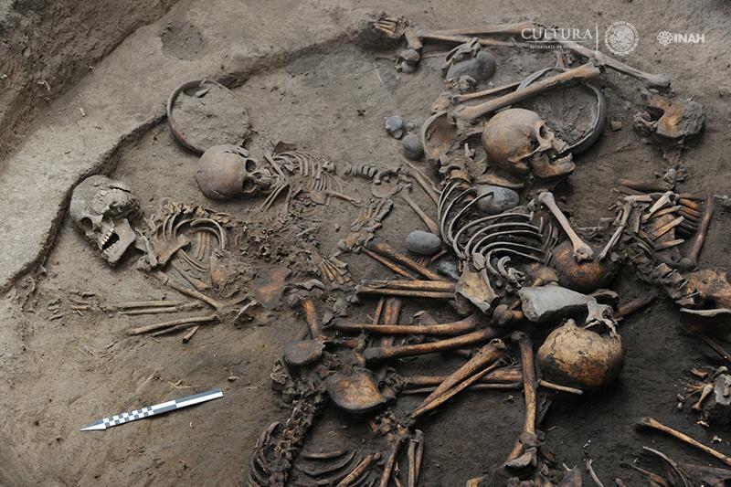 Los arqueólogos no han podido determinar el significado de este misterioso hallazgo