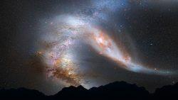 Hallan galaxias enanas orbitando una galaxia mayor, como planetas orbitando una estrella