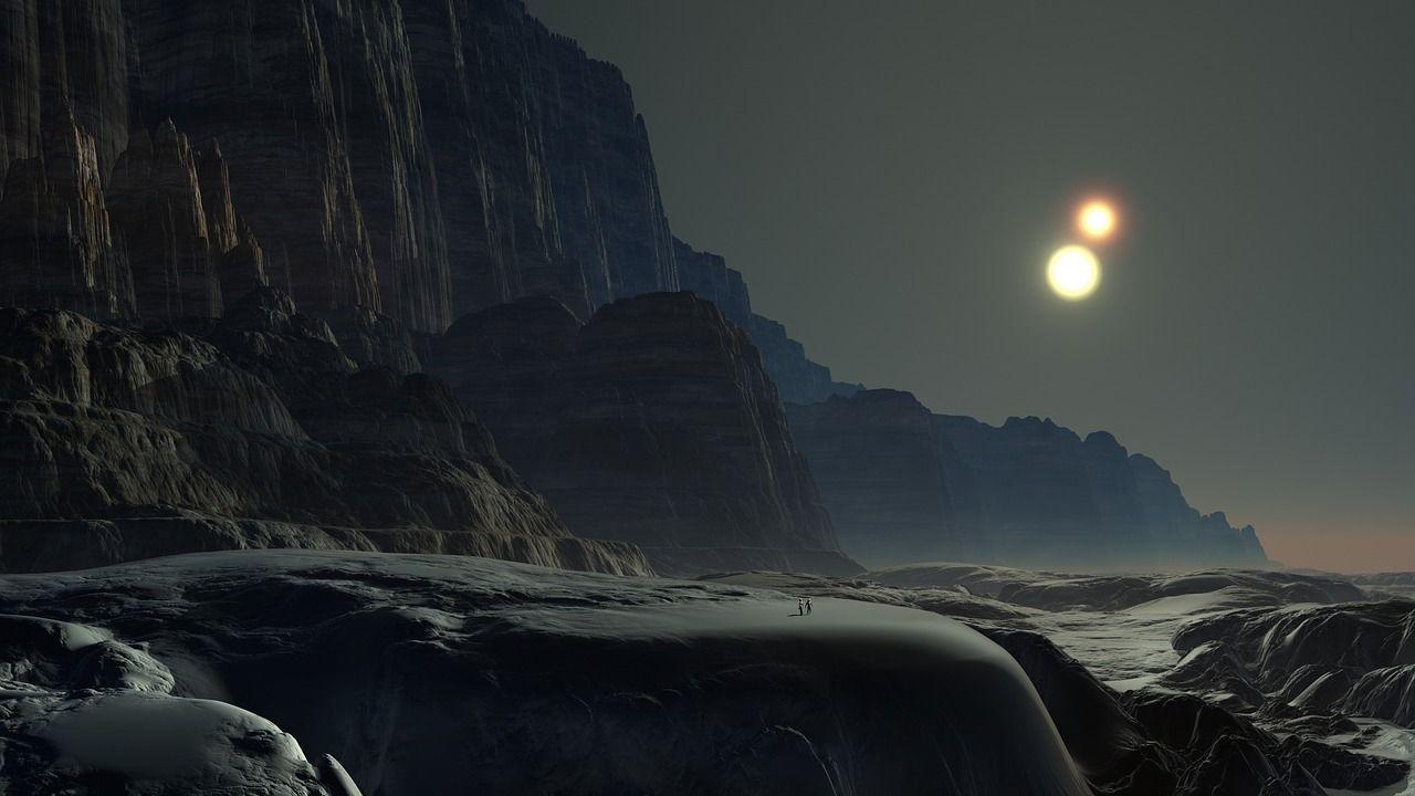 Hallan un grupo de planetas alienígenas fuera de la Vía Láctea