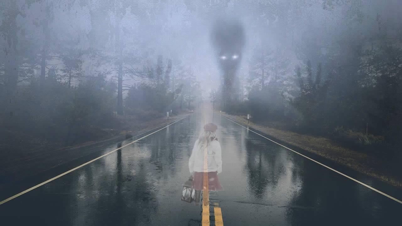 Un inexplicable hecho paranormal ocurre en la Ruta 92, Santa Fé, Argentina