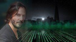 ¿Keanu Reeves conoce los secretos que oculta la Matrix?