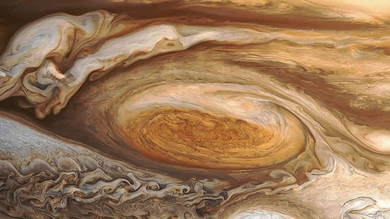 La Gran Mancha Roja de Júpiter podría estar a punto de desaparecer