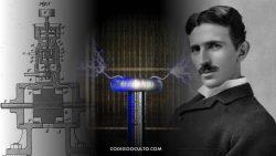 La máquina para evitar «terremotos» de Nikola Tesla