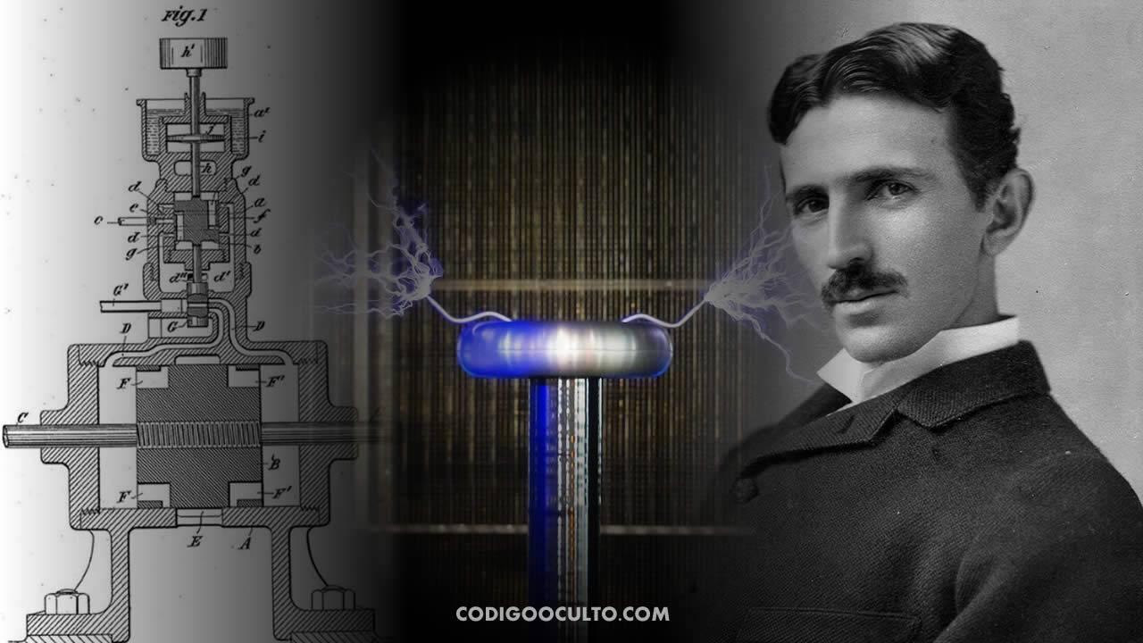 La máquina para evitar terremotos de Nikola Tesla