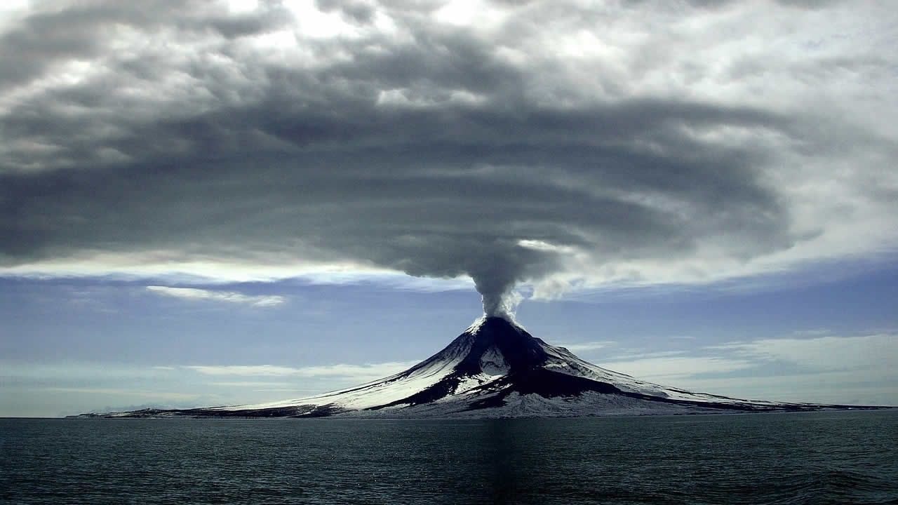 NASA planea usar próxima gran erupción volcánica para estudiar la geoingeniería
