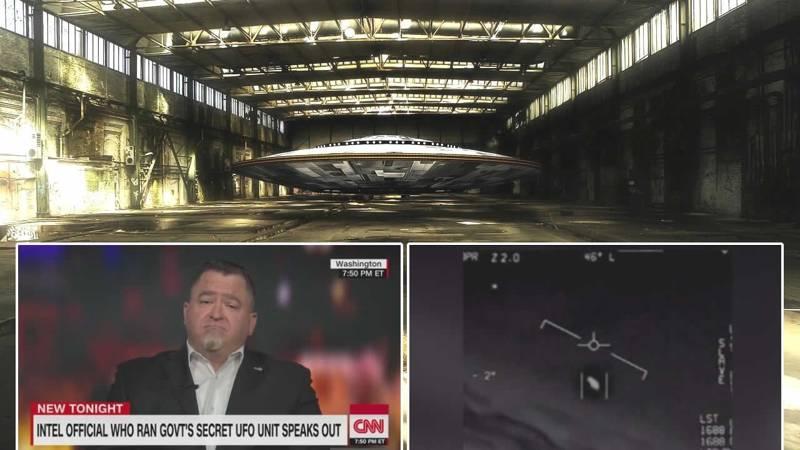 Luis Elizondo dirigió el Proyecto Secreto del Pentágono para identificar posibles amenazas OVNI.