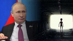 ¿Podría Vladimir Putin anunciar la presencia extraterrestre al mundo?