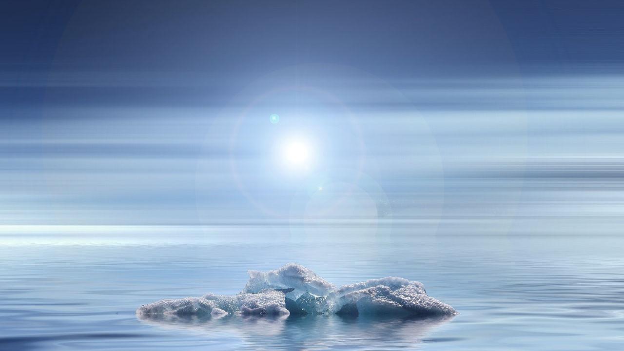 Polo Norte registra una «anomalía entre anomalías» en su temperatura