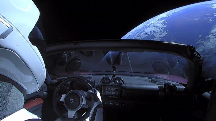 spacex arch mision SpaceX envió una segunda carga secreta en el Falcon Heavy, y es impresionante
