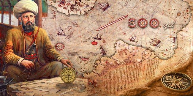 Mapa Piri Reis