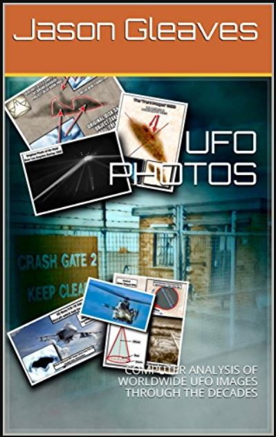 Libro UFO PHOTO de Jason Gleaves
