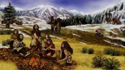 Antiguos humanos se cruzaron con «algo más» aparte que los Neandertales