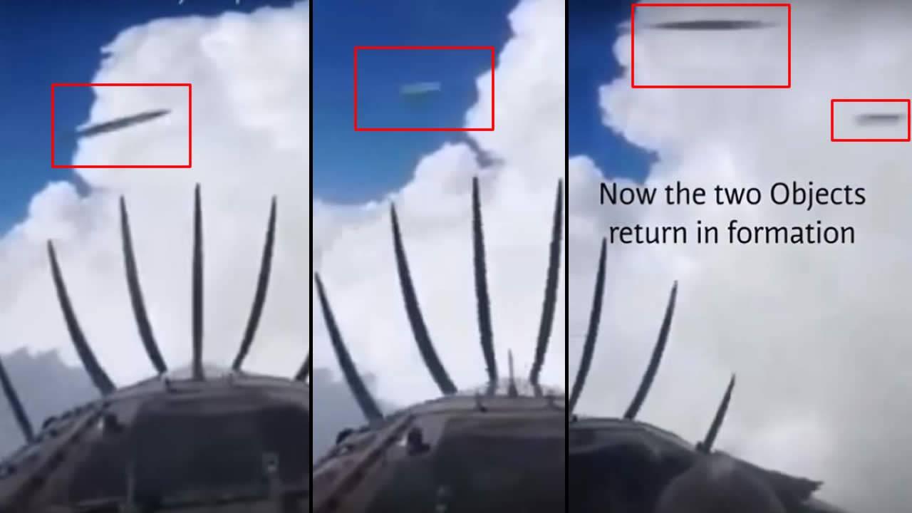 Astrónomo de SETI desmiente último vídeo OVNI