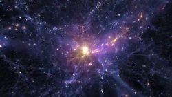 Astrónomos descubren una misteriosa galaxia sin materia oscura