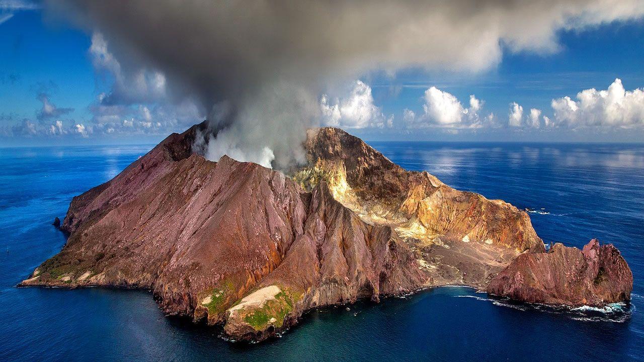 Científicos graban truenos generados por rayos volcánicos, por primera vez