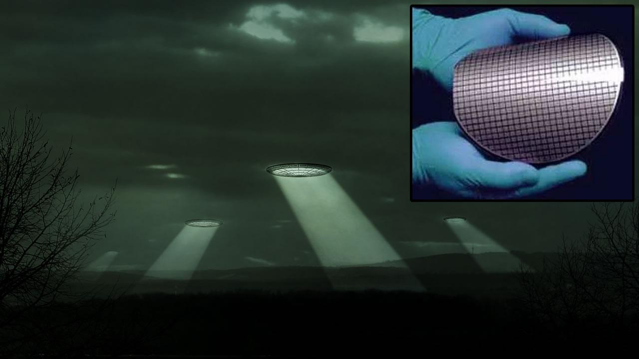 Contacto con metales de OVNIs podría causar efectos extraños