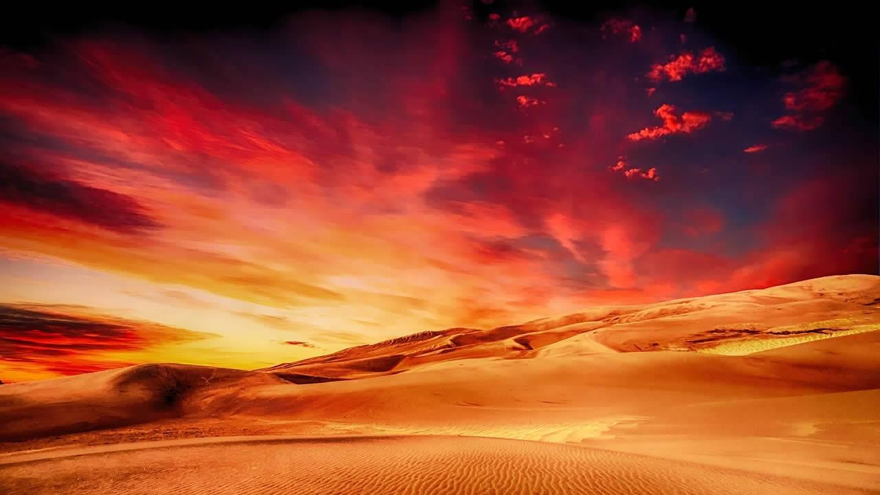 Los investigadores también han sugerido que el cambio climático influenciado por los humanos está causando este cambio en el desierto y que podría estar sucediendo en otras partes del mundo