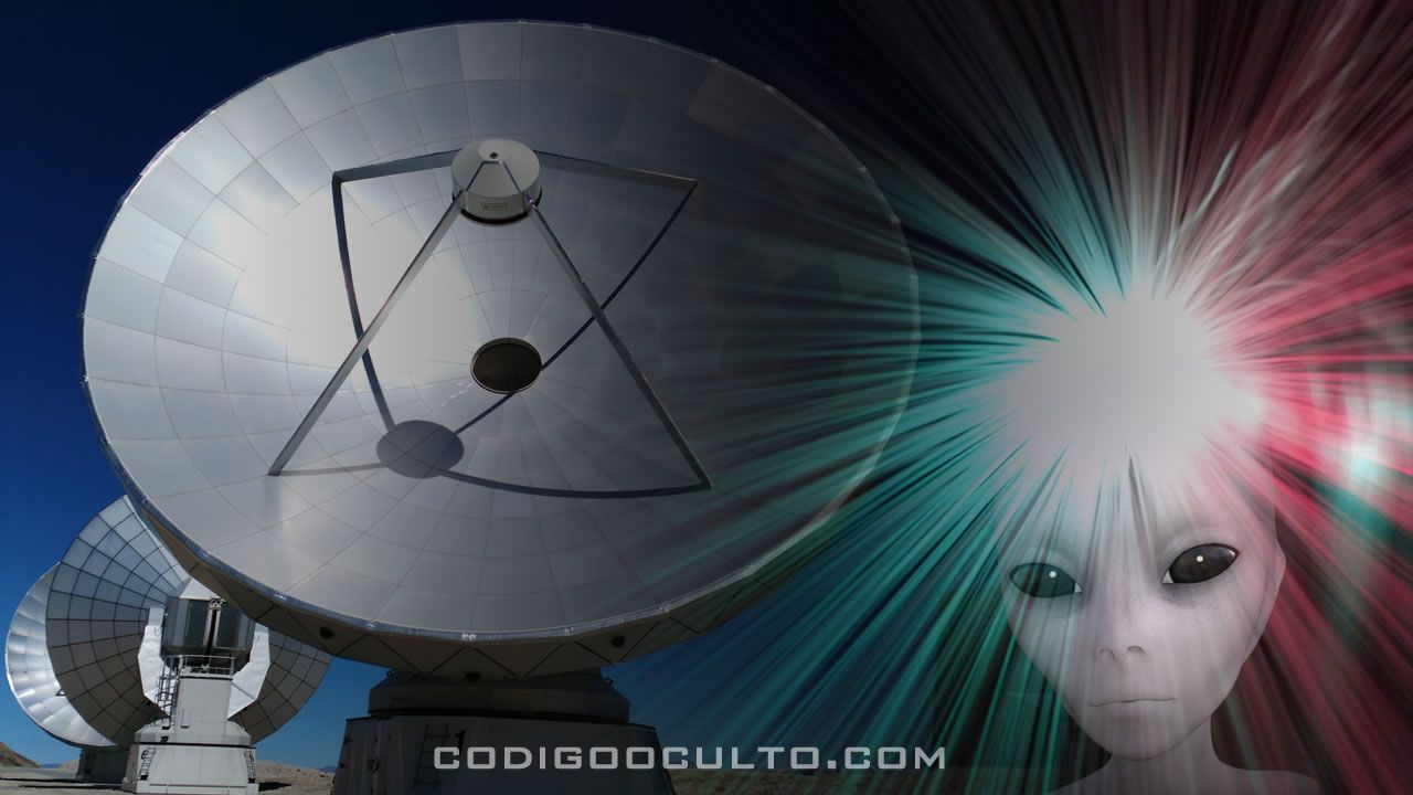 Científicos detectan la «señal extraterrestre» más brillante jamás observada