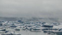 El Ártico está más caliente que nunca, a pesar de ser invierno y no tener luz solar