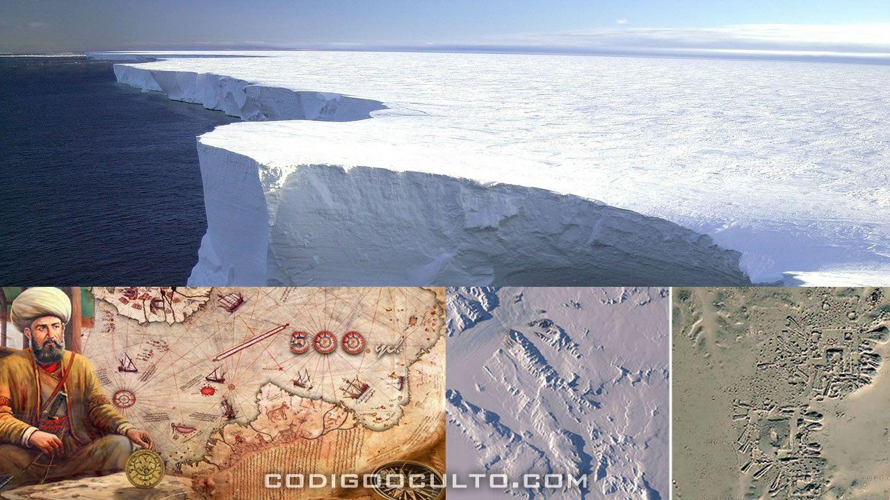 ¿El hielo derretido en la Antártida está revelando antiguos asentamientos humanos?