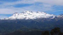 Glaciares en México desaparecerán por completo en 2023, advierte científico