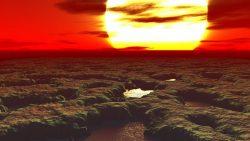 Hallan grandes cantidades de agua en un exoplaneta extremadamente caliente