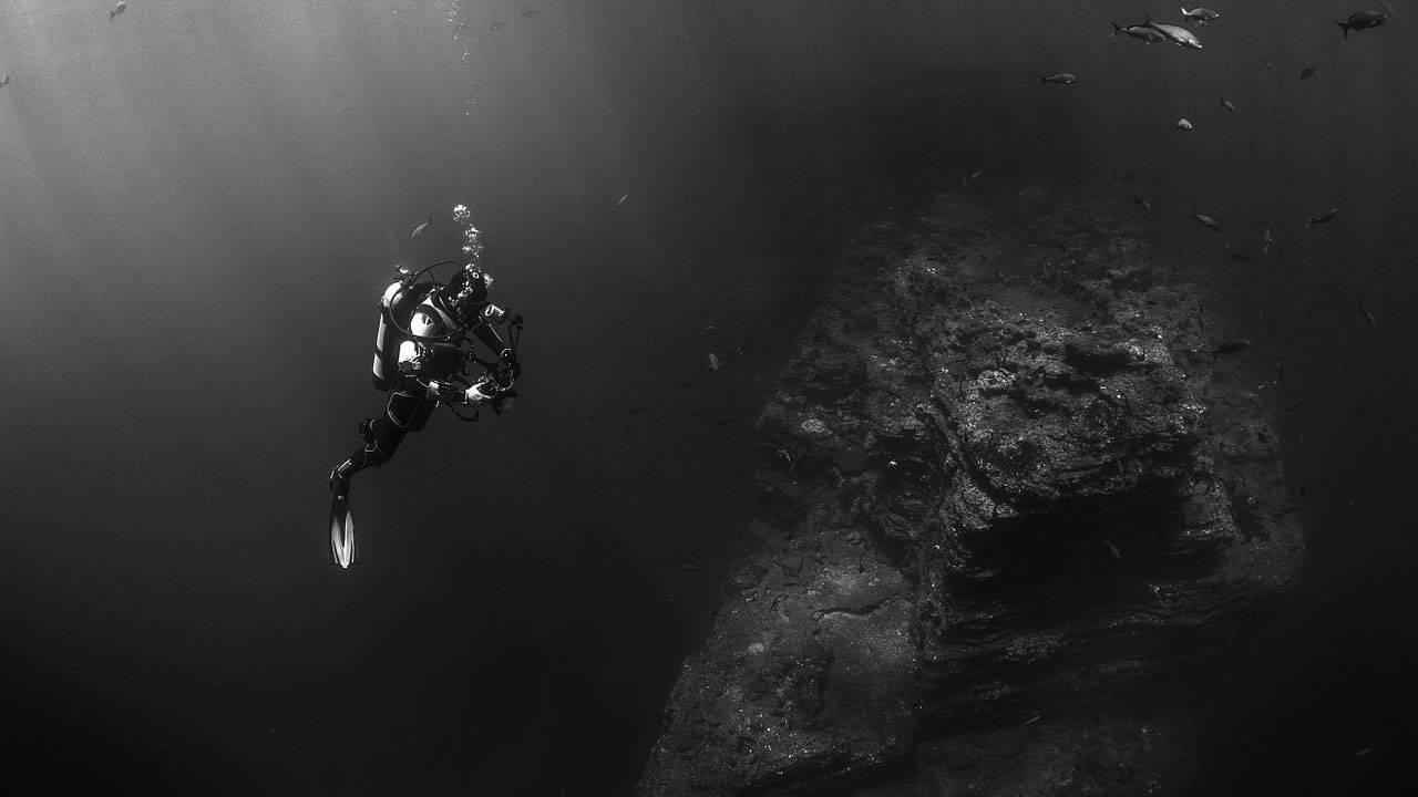 Hallan sitio funerario indígena de 7.000 años bajo el mar de Florida
