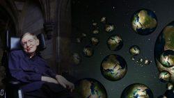 Hawking presentó la fórmula para hallar universos paralelos, dos semanas antes de morir