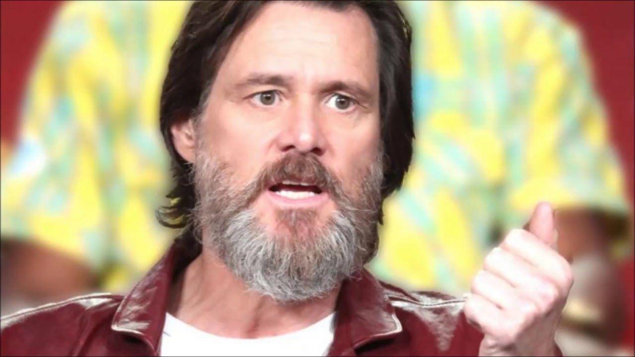 Jim Carrey muestra su total rechazo a la Casa Blanca en sus pinturas