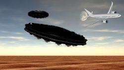 OVNI se acerca a dos aviones de pasajeros en EE.UU. - Audio de pilotos revela el hecho