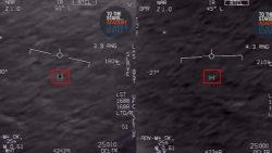 Pentágono libera tercer vídeo de OVNI filmado por pilotos de la Marina de EE.UU.