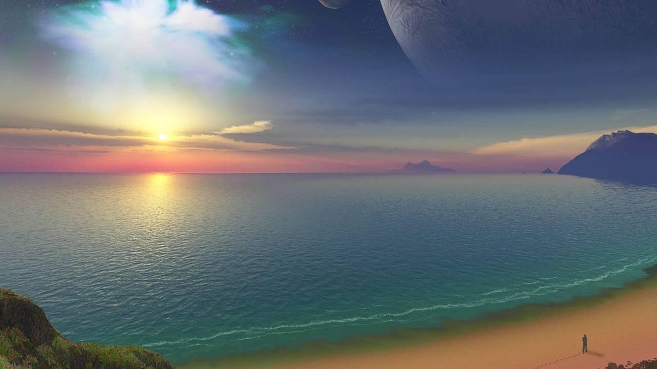 Planetas de TRAPPIST-1 podrían tener vida, pero la gran cantidad de agua impediría detectarla