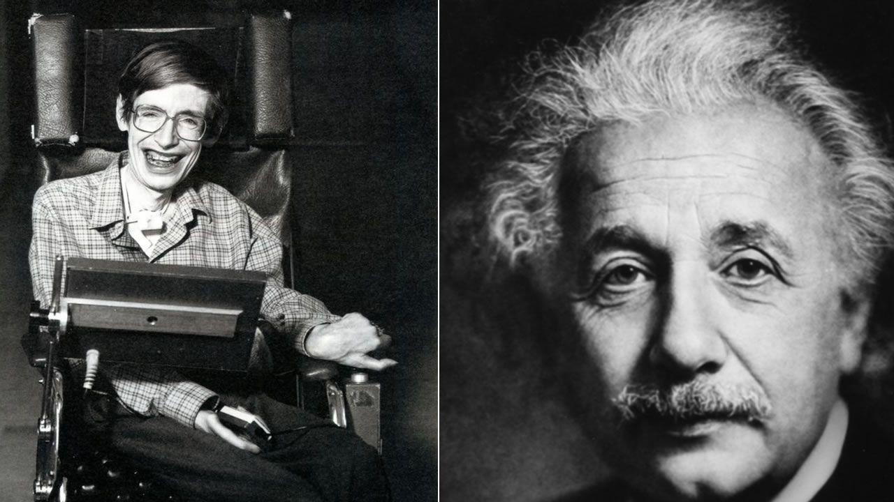 Stephen Hawking murió en un día que lo vincula estrechamente con Albert Einstein