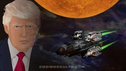 Trump propone crear una Fuerza Espacial y afirma que el cosmos es un «campo de batalla»
