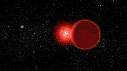 Una estrella alienígena rozó nuestro sistema solar y empujó varios cometas, dicen científicos