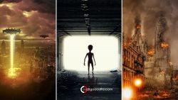 Usuarios de Twitter reciben extraño mensaje referido a invasión extraterrestre y fin del mundo