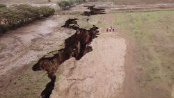 África se divide en dos, gran grieta continúa creciendo