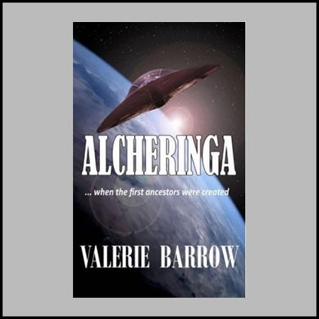 Libro Alcheringa, de Valerie Barrow
